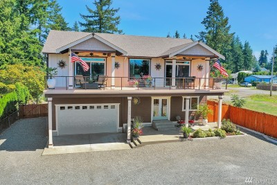 Lake Tapps WA Single Family Home For Sale: $575,000