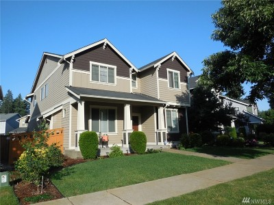 Tumwater Single Family Home For Sale: 6803 SE Riverdale Dr SE