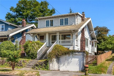 Seattle Single Family Home For Sale: 6528 3rd Ave NW