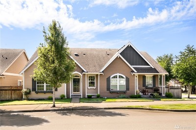 Lacey Single Family Home For Sale: 5123 66th Ave SE