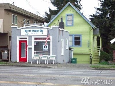 Seattle Commercial For Sale: 7334 15th Ave NW