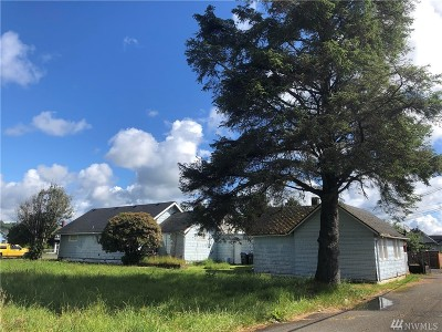 Grays Harbor County Single Family Home For Sale: 919 W Heron St