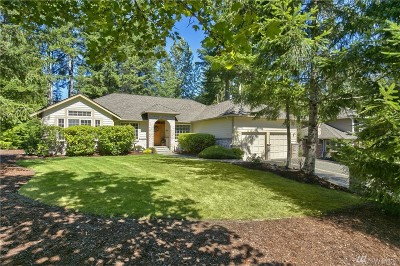 Port Orchard Single Family Home For Sale: 6514 Wexford Ave SW