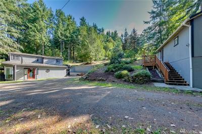 Poulsbo Single Family Home For Sale: 16600 Stewart Rd NE