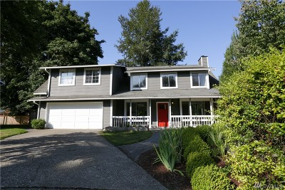 Bothell Single Family Home For Sale: 22412 19th Ave SE