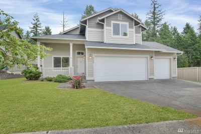 Lacey Single Family Home For Sale: 3008 Campus Prairie Lp NE
