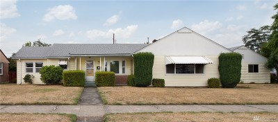 Lewis County Single Family Home For Sale: 823 J St
