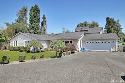 Milton Single Family Home For Sale: 708 27th Ave