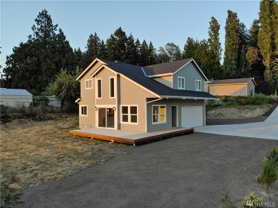 Bremerton Single Family Home For Sale: 1521 Bertha Ave NW