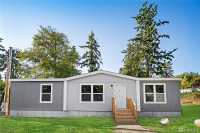 Oak Harbor Single Family Home Pending Inspection: 4260 Northgate Dr