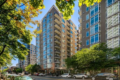 Seattle Condo/Townhouse For Sale: 2801 1st Ave #508