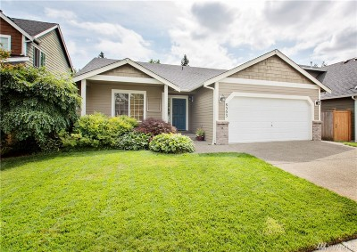 Olympia Single Family Home For Sale: 8303 55th Ave SE