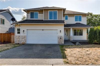Orting Single Family Home For Sale: 1603 Riddell Ave NE