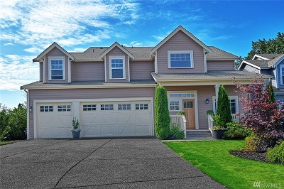 Snohomish Single Family Home For Sale: 611 Emory Dr