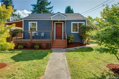 Issaquah Single Family Home For Sale: 300 1st Ave NE