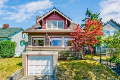 Everett Single Family Home For Sale: 1607 Virginia Ave