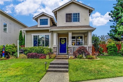 Snohomish County Condo/Townhouse For Sale: 2414 88th Dr NE
