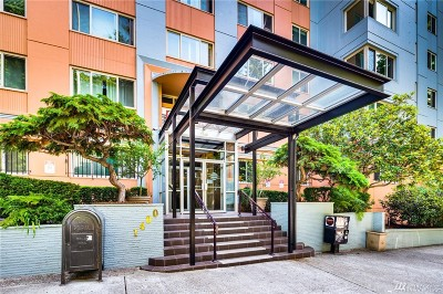 Seattle Condo/Townhouse For Sale: 1400 Hubbell Place #1006