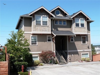 Bellingham WA Condo/Townhouse For Sale: $499,000