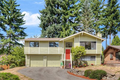 Single Family Home For Sale: 11737 5th Ave NE #B