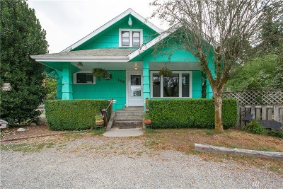 Yelm Single Family Home For Sale: 106 Edward St SW