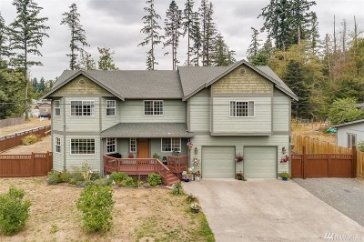 Stanwood Single Family Home Contingent: 9315 184th St NW