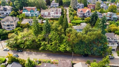 Seattle Single Family Home For Sale: 2214 E Highland Dr