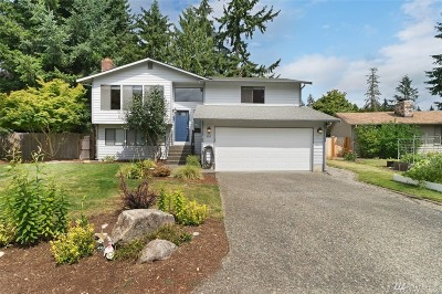 Bothell Single Family Home For Sale: 3015 165th Place SE