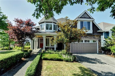 Issaquah Single Family Home For Sale: 1585 25th Ave NE