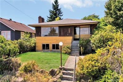 Single Family Home For Sale: 7127 30th Ave SW