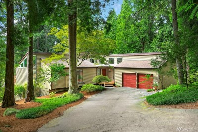 Woodinville Single Family Home For Sale: 14944 NE 147th Ct
