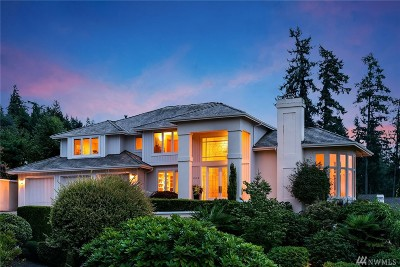 Sammamish Single Family Home For Sale: 1516 204th Ave NE