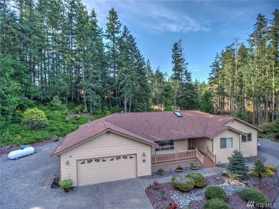Silverdale Single Family Home For Sale: 12789 Olympic View Rd NW