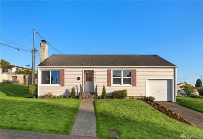 Seattle Single Family Home For Sale: 2305 S Bennett St