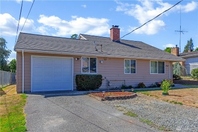 Seattle Single Family Home For Sale: 11311 14 Ave SW