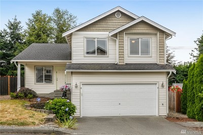 Everett Single Family Home For Sale: 12923 14th Ave W