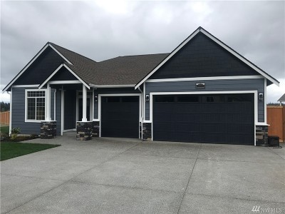 Olympia Single Family Home Contingent: 8534 Horizon Lane SE