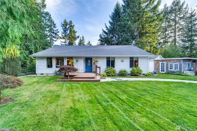 Lake Tapps WA Single Family Home For Sale: $450,000
