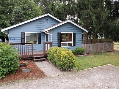 Skagit County Single Family Home For Sale: 318 S Ferry St