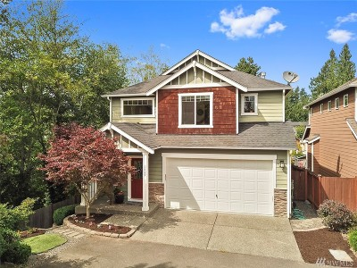 Bothell Single Family Home For Sale: 2625 179th St SE