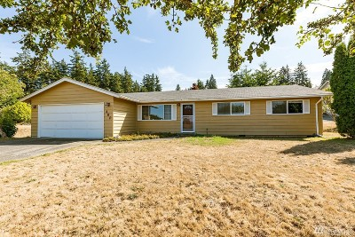 Single Family Home For Sale: 480 Hazelwood Dr