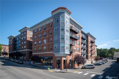 Condo/Townhouse Pending: 910 Harris Ave #405