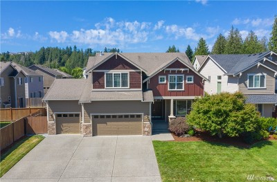 Bonney Lake Single Family Home For Sale: 10305 185th Ave E
