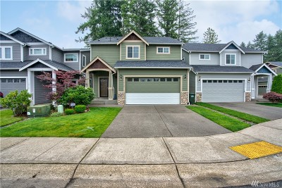 Puyallup Single Family Home For Sale: 18129 76th Ave E