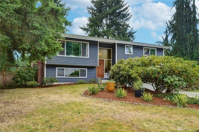 Bothell Single Family Home For Sale: 8917 NE 191st Place