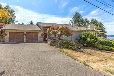 Tacoma Single Family Home For Sale: 1201 S Crystal Springs Place