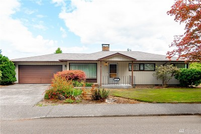 Olympia Single Family Home For Sale: 1956 Crestline Blvd NW