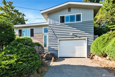 Seattle Single Family Home For Sale: 3612 S Orcas St