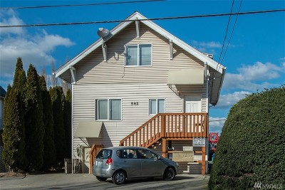 Seattle Multi Family Home For Sale: 542 S Cloverdale St