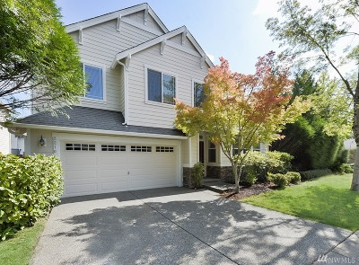 Sammamish Single Family Home For Sale: 2210 238th Place NE